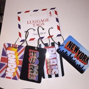 Handbags - Luggage Tags